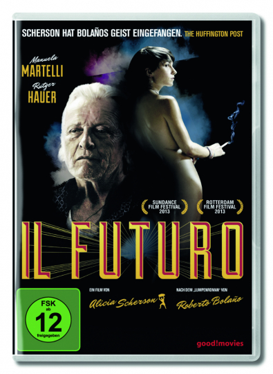 Il Futuro. DVD.