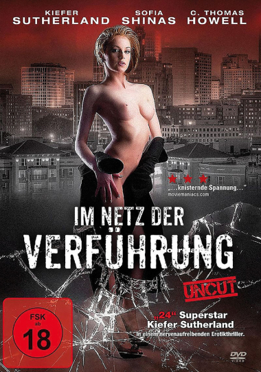 Im Netz der Verführung - Mit Kiefer Sutherland DVD