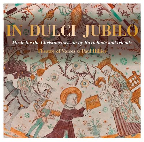 In dulci jubilo. Weihnachtsmusik von Buxtehude und Freunden. SACD.
