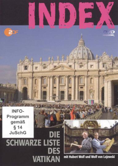 Index. Die schwarze Liste des Vatikan. DVD.