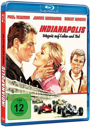 Indianapolis. Blu-ray