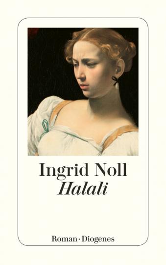 Ingrid Noll. Halali. Roman.