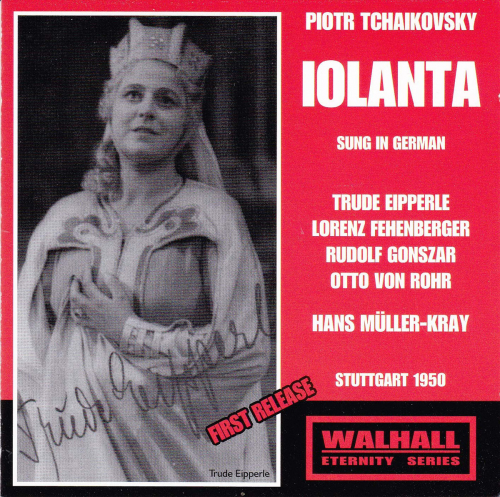 Iolanta 2 CDs