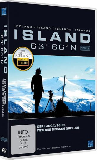 Island 63° 66° N DVD