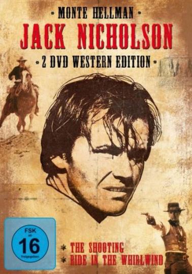 Jack Nicholson Western Edition. DVD.