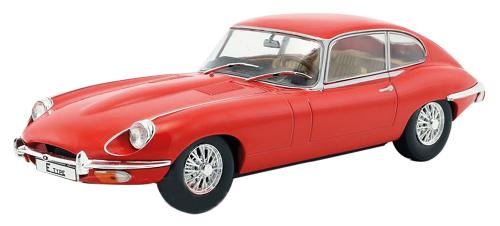 Jaguar E-Type 1962 - Modell 1:24, rot