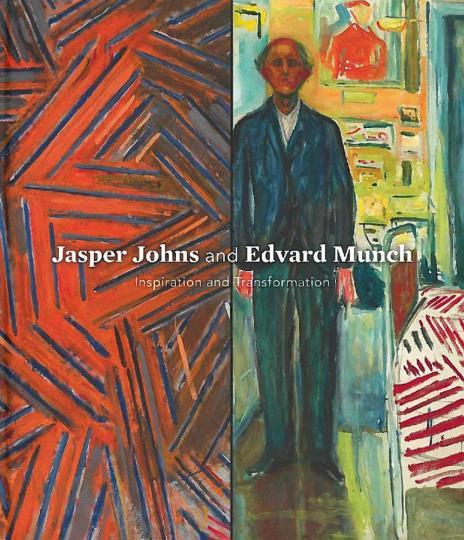 Jasper Johns und Edvard Munch. Inspiration und Transformation.