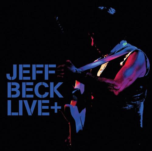Jeff Beck. Live +. CD.