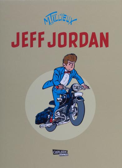 Jeff Jordan Reihe. Ein Klassiker in edler Sammlerbox. Limitiert.