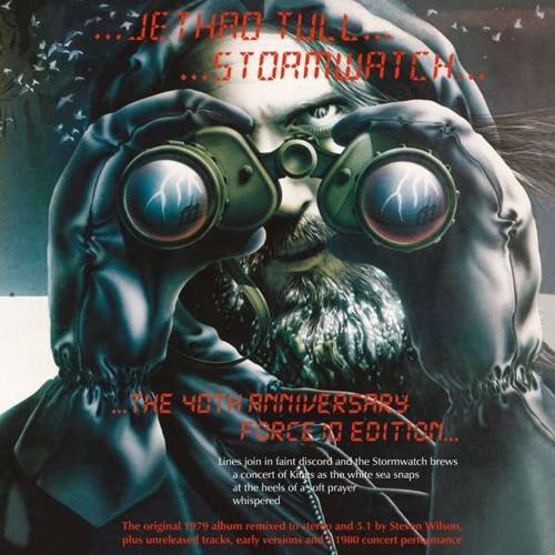 Jethro Tull. Stormwatch. CD.