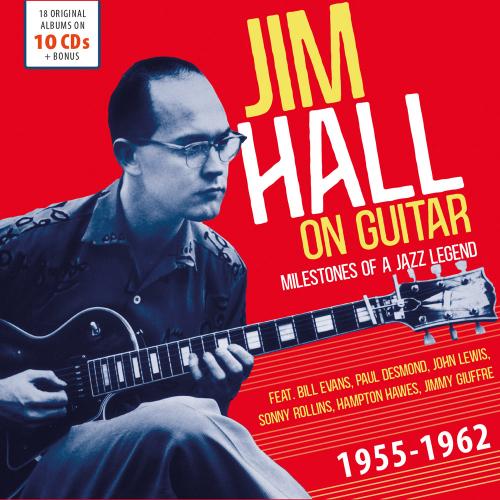 Jim Hall. On Guitar. 10 CDs.