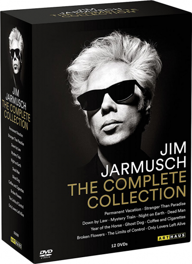 Jim Jarmusch - The Complete Movie Collection. 12 DVDs.