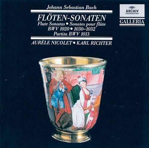 Johann Sebastian Bach CD