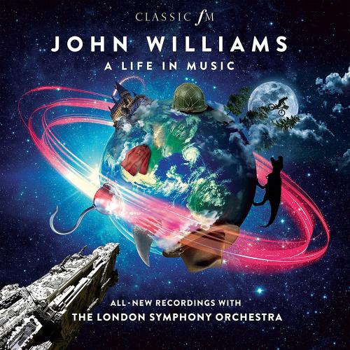 John Williams. A Life In Music. CD.