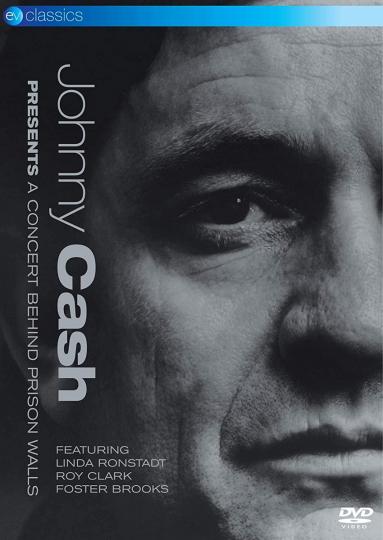 Johnny Cash A Concert behind prison walls DVD