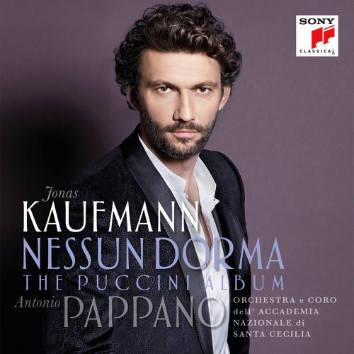 Jonas Kaufmann. Nessun Dorma - The Puccini Album. CD.