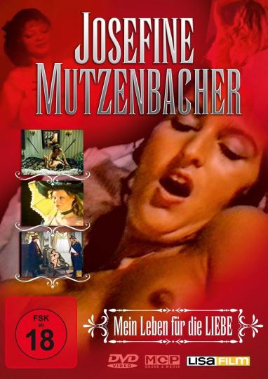 Josefine Mutzenbacher - Mein Leben für die Liebe. DVD