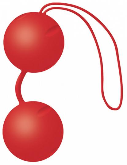 Joyballs flüsterleise rot