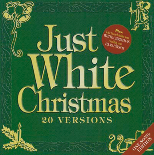 Just White Christmas - 20 Versionen CD