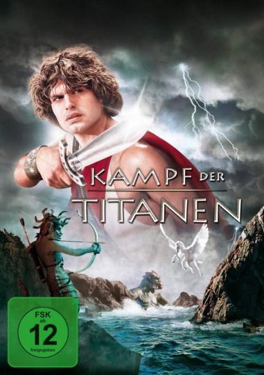 Kampf der Titanen. DVD.