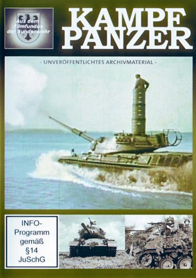 Kampfpanzer der Bundeswehr DVD