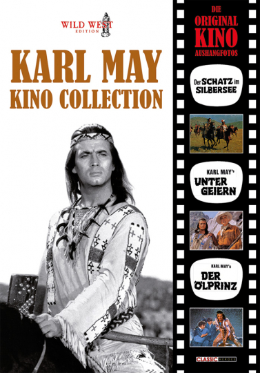 Karl May - Limitierte Kino Collection Band 2