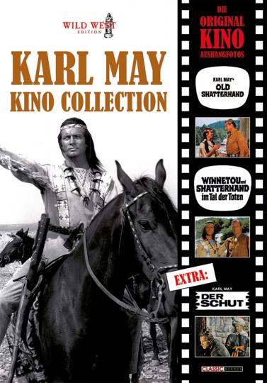 Karl May - Limitierte Kino Collection Band 4.