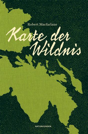 Karte der Wildnis.