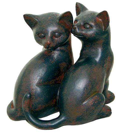 Katzen-Pärchen