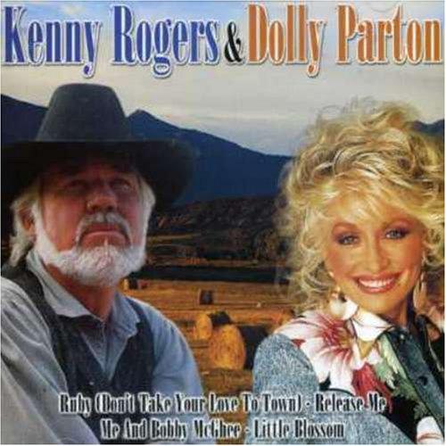 Kenny Rogers & Dolly Parton. CD.