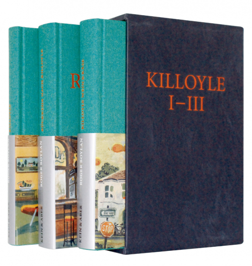 Killoyle I-III im Schuber (R)