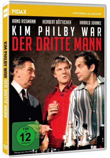 Kim Philby war der dritte Mann. DVD.