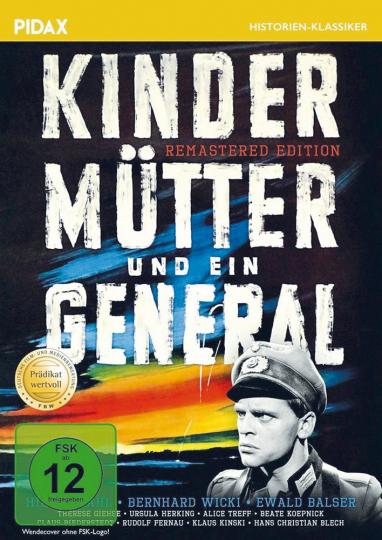 Kinder, Mütter und ein General DVD