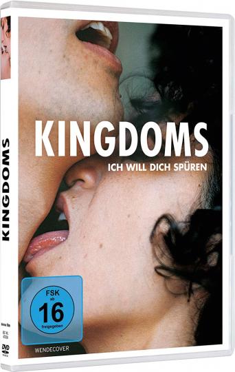 Kingdoms - Ich will dich spüren. DVD.