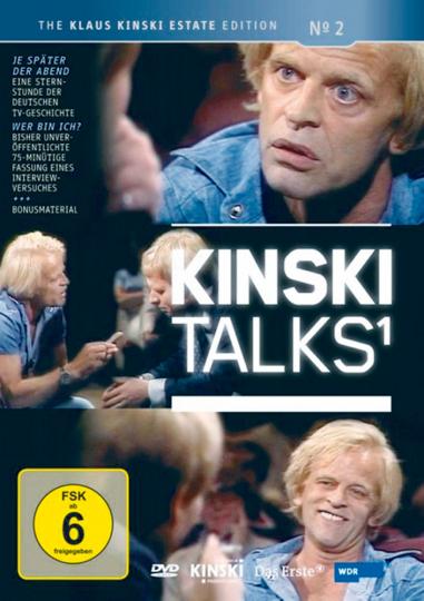 Kinski Talks 1 DVD