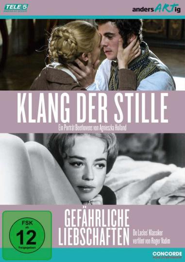 Klang der Stille / Gefährliche Liebschaften. 2 DVDs.