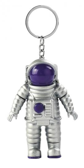 Kleiner Astronaut mit LED