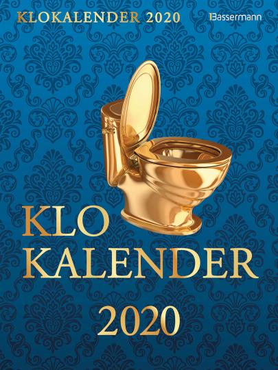 Klokalender 2020 - Abreißkalender