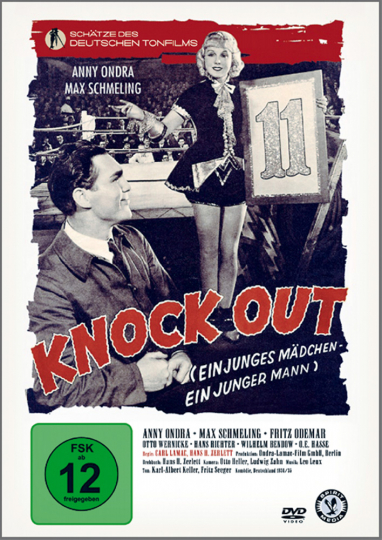 Knock Out DVD