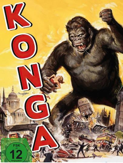 Konga. DVD.