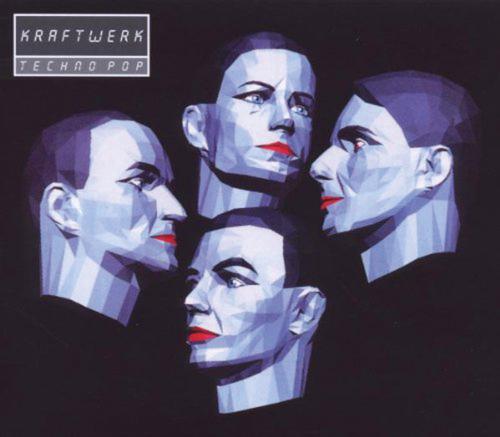 Kraftwerk. Techno Pop (Remaster). CD.