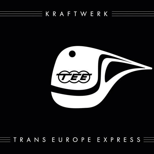 Kraftwerk. Trans Europe Express. CD.