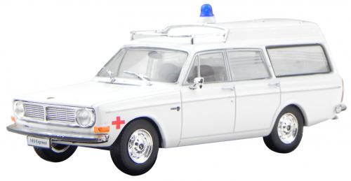 Krankenwagen Volvo 145 Express - Modell 1:43