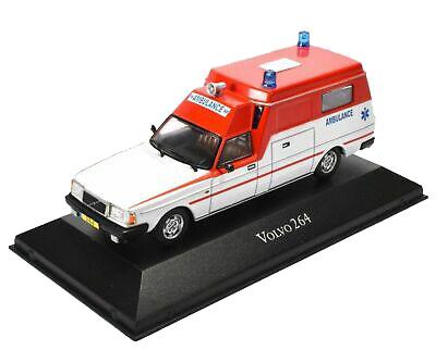 Krankenwagen Volvo 264 - Modell 1:43