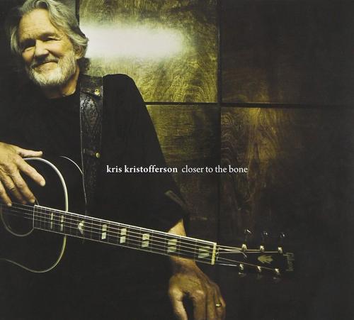 Kris Kristofferson. Closer To The Bone (Deluxe-Edition). 2 CDs.