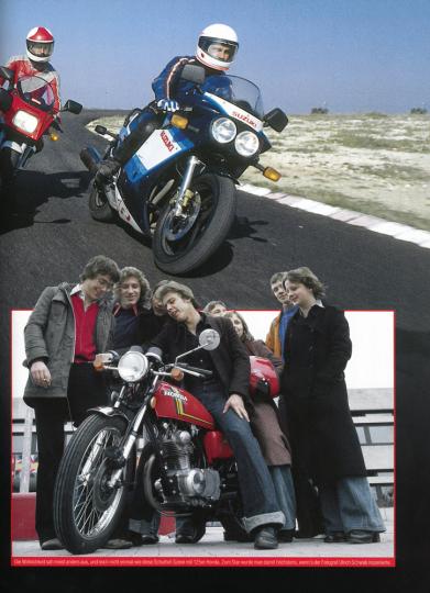 Kuch , Kult-Eisen - Unsere Motorräder der 70er, 80er und 90er