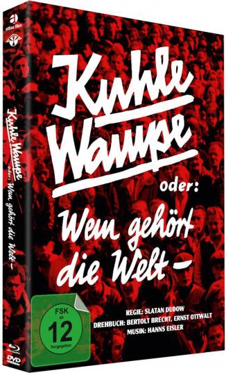 Kuhle Wampe oder: Wem gehört die Welt? Blu-ray & DVD im Mediabook.