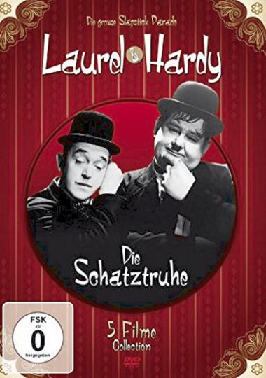 Laurel & Hardy - Die Schatztruhe DVD