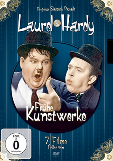 Laurel & Hardy - Frühe Kunstwerke DVD
