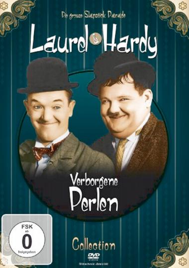 Laurel & Hardy - Verborgene Perlen DVD